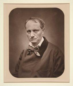 Étienne Carjat, Charles Baudelaire