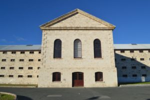 Fremantle Prison main entrance
