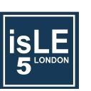ISLE 5 London logo.