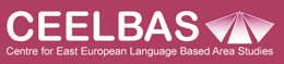 Funded by CEELBAS: Centre for east European Language Based Area Studies