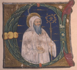 Representation of St Bernard