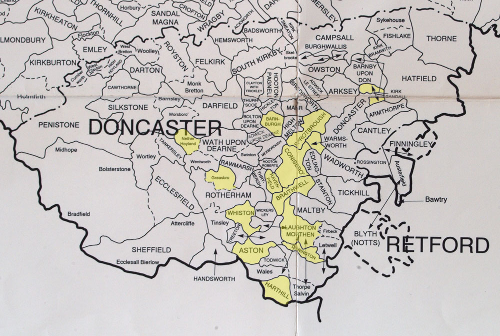 Doncaster boundaries in dating