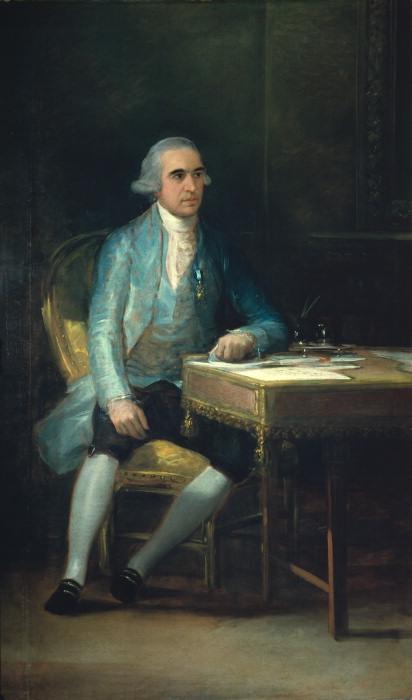 Don Francisco de Saavedra