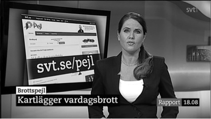 Svt1 rapport sexual harassment