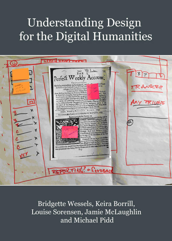 Understanding Design for the Digital Humanities