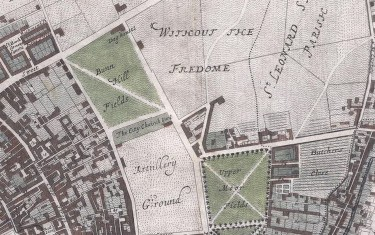 John Strype's Survey of London John Stow's Elizabethan classic, A Survey of London, was first published in 1598. This online edition presents the text, street plans and illustrations of Strype's classic work.